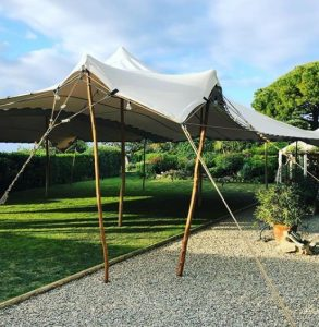 Múltiples ventajas alquiler carpas Top Tent