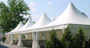 carpas pagoda alquiler evento top tent