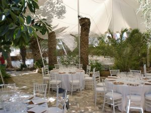 interior carpa top tent beduina alquiler