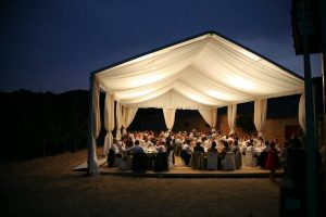 carpa pabellon entelada top tent alquiler