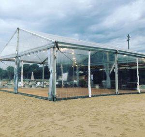 pabellon carpa boda Top Tent