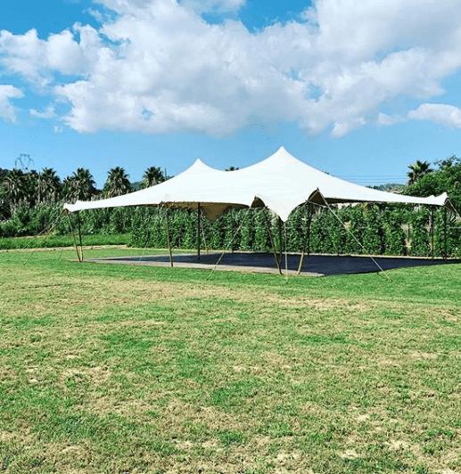 eventos en Tarragona top tent
