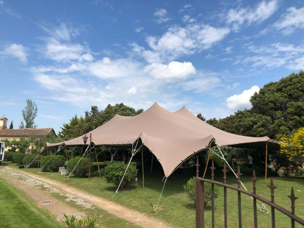 carpas Beduinas Can-Olle Guardia Top tent complementos
