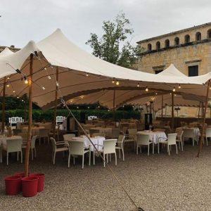 beduina carpa alquiler Top Tent boda