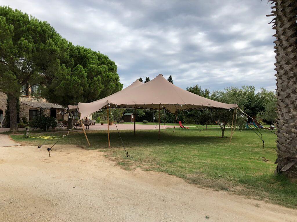 carpa beduina top tent